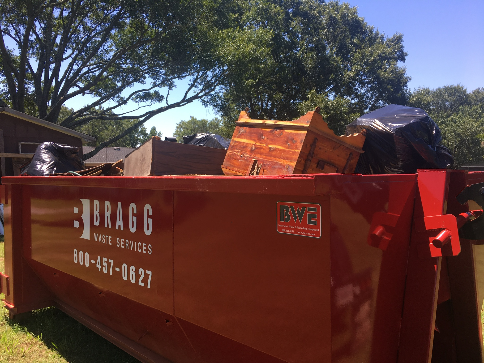 dumpster rental spartanburg sc